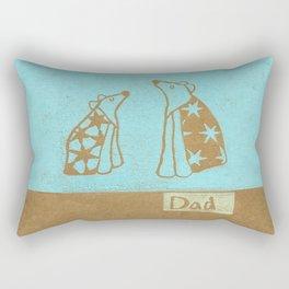 Dad Rectangular Pillow