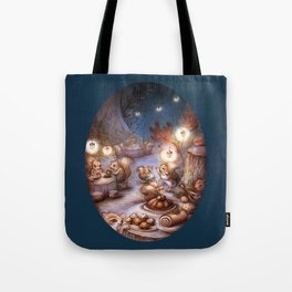 The Acorn Festival Tote Bag