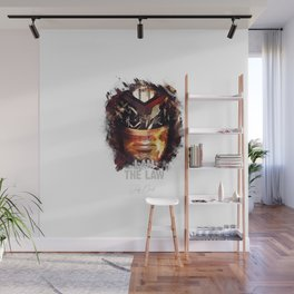 Judge Dredd - Sylvester Stallone Wall Mural