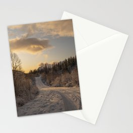 Norway or Narnia Stationery Cards