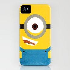 Simple Heroes - Minion iPhone (4, 4s) Slim Case