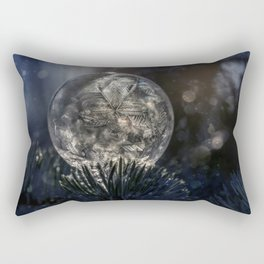 The spirit of winter Rectangular Pillow