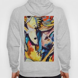 Wassily Kandinsky Improvisation XIII Hoody