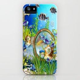 Unterwasserwelt iPhone Case