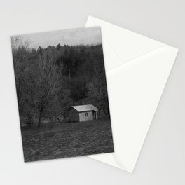 Two thousand miles away Stationery Cards