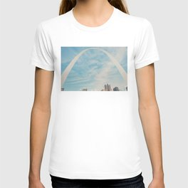 the gateway to the west ... T-shirt