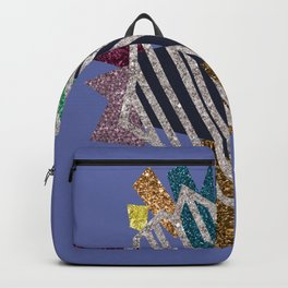 Heartstrings (blueviolet) Backpack