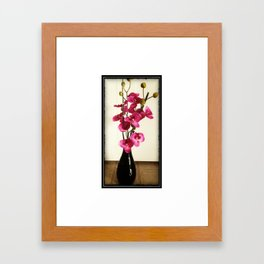 The Vase Framed Art Print