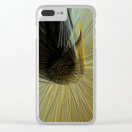 Aesthetic Movement Clear iPhone Case