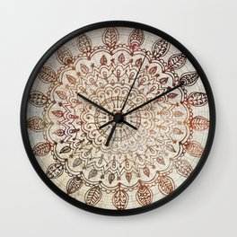 Perfect Motion Wall Clock
