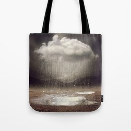 It's Okay. Even the Sky Cries Sometimes. Tote Bag