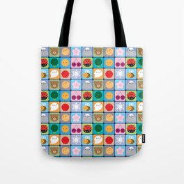 Kawaii Seasons Tote Bag