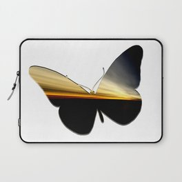 Butterfly - a year later Laptop Sleeve