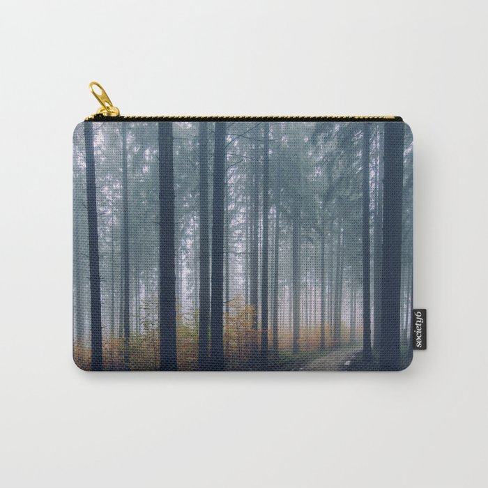 Into the woods #fog Carry-All Pouch