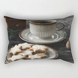 Cofee and Cookies III Rectangular Pillow