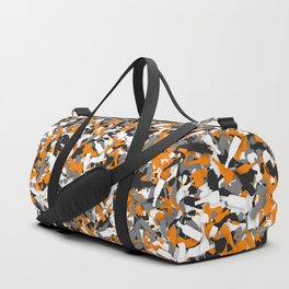 Urban alcohol camouflage Duffle Bag