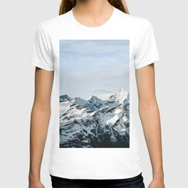 Mountain #landscape photography T-shirt