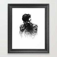 Alan Framed Art Print