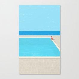 pool-5 Canvas Print