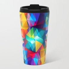 XV Triangles Travel Mug