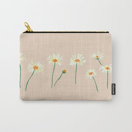 Darling Daisies  Carry-All Pouch