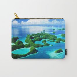 70 Wild Islands Palau Carry-All Pouch