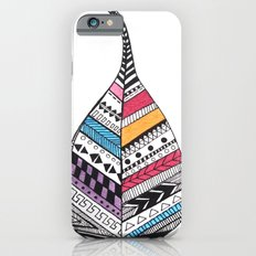 Aztec Leaf and Feathers iPhone 6s Slim Case