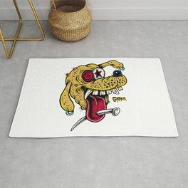 Crazy Dawg 2 Rug