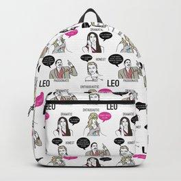 Leo- Bravostrology Series Backpack