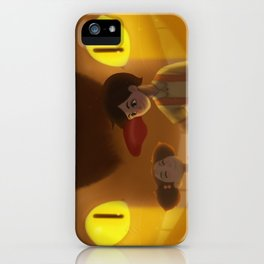 Tatsuki and Mei iPhone Case