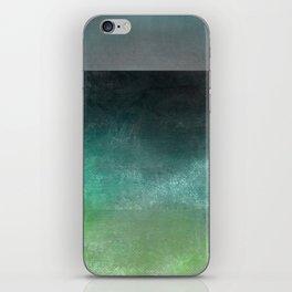 Square Composition V iPhone Skin