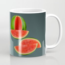 Watercolor Watermelon Coffee Mug