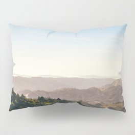 Mt. Tam Pillow Sham