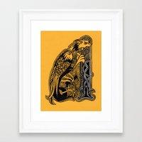 celtic Framed Art Prints featuring celtic by Julia Menshikova