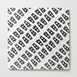 Chappy the Shiba Dog© Metal Print