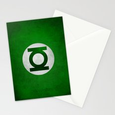 Green Lantern Stationery Cards