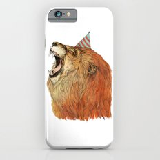 Birthday Lion iPhone 6s Slim Case
