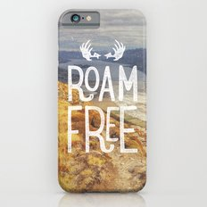 Roam Free NZ iPhone 6s Slim Case
