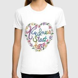 Kind Heart T-shirt