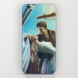 Wouldn't It Be Romantic iPhone Skin