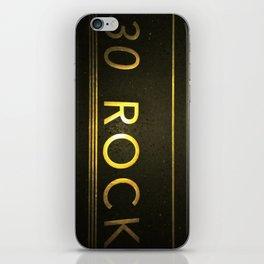 30 Rock iPhone Skin
