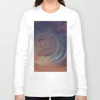 nasa Long Sleeve T-shirts featuring eye in the sky, eye in the desert (nasa #01) by _mackinac