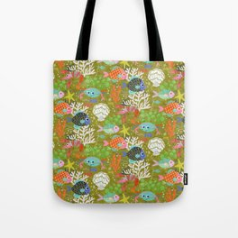 Underwater Adventure Tote Bag