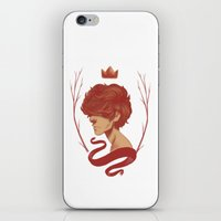 cargline iPhone & iPod Skins featuring King Harry by cargline