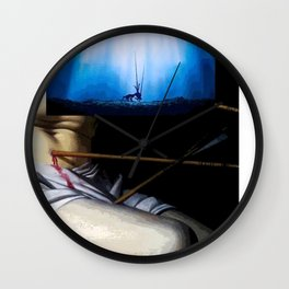 Renaissance Evangelion part 5 Wall Clock