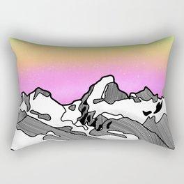 Grand Teton Rectangular Pillow