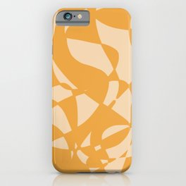 Abstract mosaic 196 iPhone Case