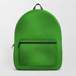 Vivid Green Foil Rippled Texture, Holiday - Christmas Backpack