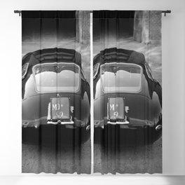 1957 4.5 Coupe, Modena, Italy Italian Sport Car Factory Photography Blackout Curtain