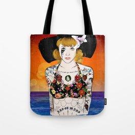 Sharon 3 Tote Bag